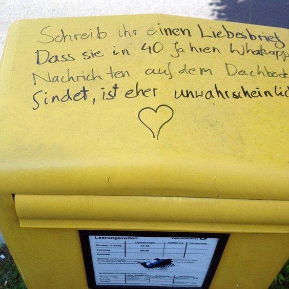 Schöne Briefe Schreiben : Kargl schreibkultur so schreiben sie einen liebesbrief