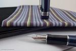 Parker - Blue Pinstripe - Special Edition - Füllfederhalter
